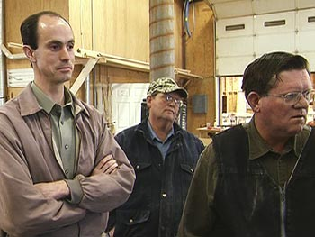 Seth Jeffs, Bob and Edson discuss the law about girls getting married in Texas.