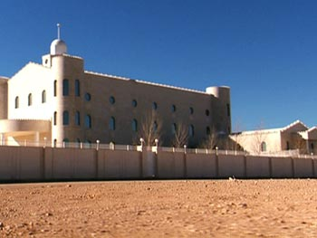 FLDS temple in the Yearning for Zion Ranch