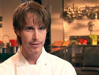 Chef Grant Achatz ignored a small spot on his tongue for months.