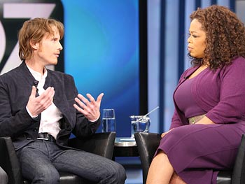 Chef Grant Achatz says you must be your own medical advocate.