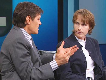 Dr. Oz hopes to launch the smart patient movement.
