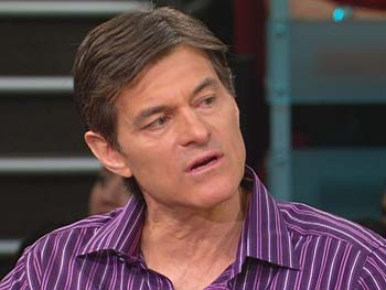 Dr. Oz tells Ed Doud and Oprah how Nadya Suleman's doctor failed her.