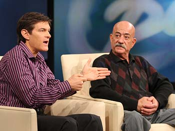 Dr. Oz weighs in on the octuplet controversy.