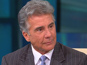 John Walsh is the host of America's Most Wanted.