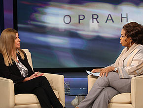Oprah talks about the dangers of child predators online.