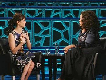 Penelope Cruz talks about the reality of winning an Oscar.