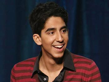 Dev Patel from Slumdog Millionaire