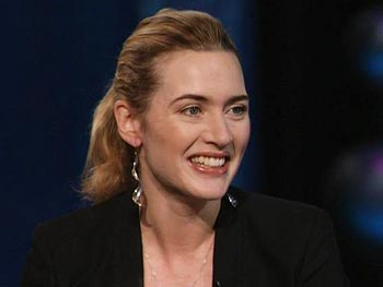 Kate Winslet talks about her father.