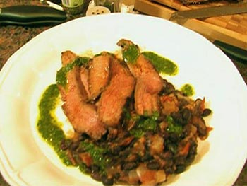 Curtis Stone's Grilled Flank Steak