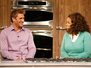 Curtis Stone says food brings families together.