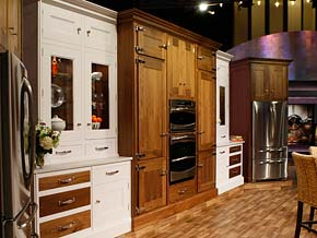 GE appliances used on the Oprah Show set