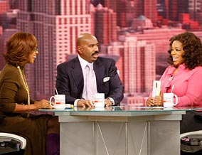Steve Harvey says dating should be taken offline.