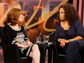 Female sex therapist Dr. Marta Meana and Oprah