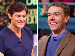 Dr. Oz reveals the number one way people are living longer, healthier lives.