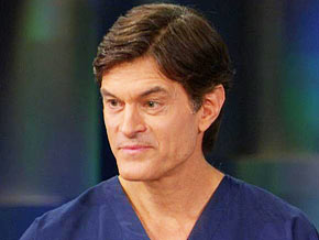 Dr. Oz says there are some risks when you restrict your calories.
