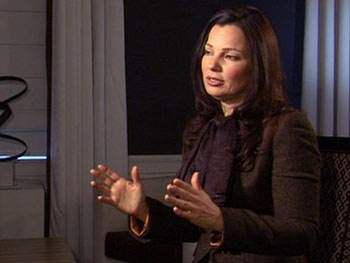 Fran Drescher learns she has uterine cancer.
