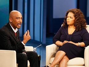 Montel Williams says his primary symptom is severe pain.