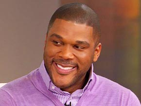 Tyler Perry plays Madea in his movies.
