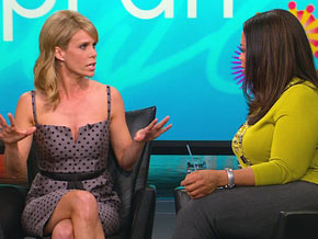 Cheryl Hines says she mourned the loss of her old self.