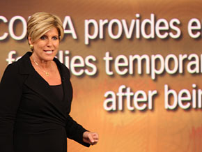 Suze Orman explains the changes for COBRA.