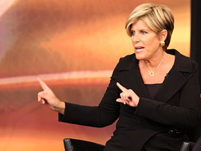 Suze Orman on MakingHomeAffordable.gov
