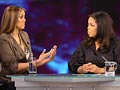 Oprah and Tyra Banks continue the conversation.