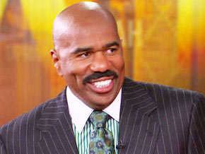 Steve Harvey says some men can change.