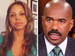 Steve Harvey explains why men cheat when they say they want commitment.