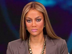 Tyra Banks talks about leaving her emotionally abusive relationship.
