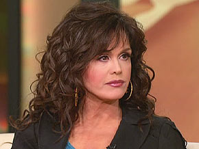 Marie Osmond has always had issues with her body image.
