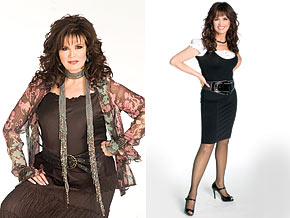 Marie Osmond On Her Weight Loss