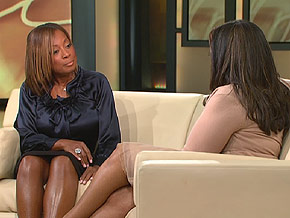 Star Jones says her happy face was a fake.
