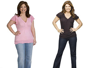 Valerie Bertinelli has lost 47 pounds on Jenny Craig.