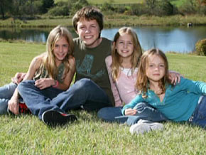 Michael J. Fox's children understand their father's disease.