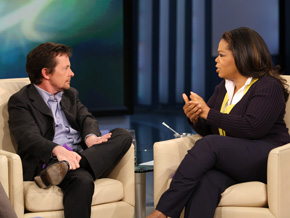Michael J. Fox describes the symptoms of Parkinson's disease.