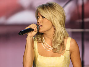 Carrie Underwood is country's Cinderella story.