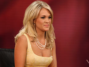 Carrie Underwood on Kenny Chesney and Alan Jackson