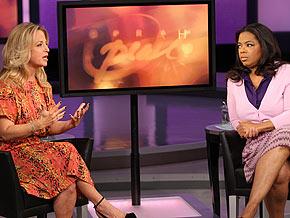 Oprah and Dr. Laura Berman discuss talking to your kids about sex.