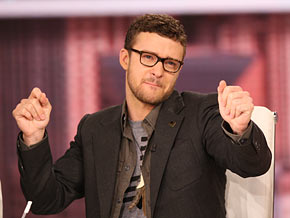Justin Timberlake talks about Saturday Night Live.