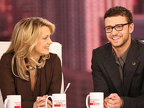 Justin Timberlake on marriage