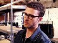 Go inside Justin Timberlake's design studio.