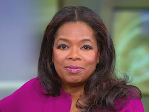 Oprah's celebrating fathers.