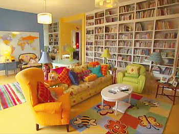 Emma Claire and Jack's playroom