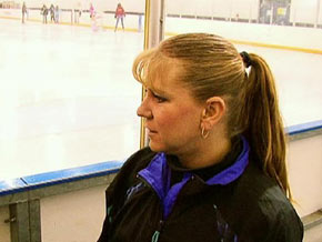 Tonya Harding talks about her abusive childhood.