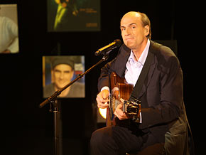 James Taylor on his music