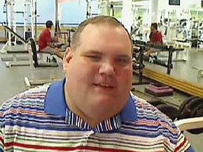 Jeff hopes to lose 500 pounds