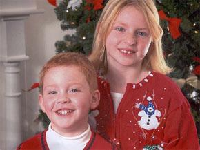 David Smith's children are Savannah and Nicholas.