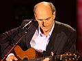 James Taylor sings 'Sweet Baby James'