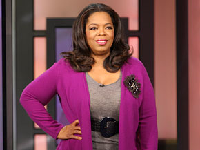 Oprah inspired Kirstie Alley to come clean.