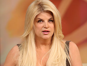 Kirstie Alley talks about the paparazzi.